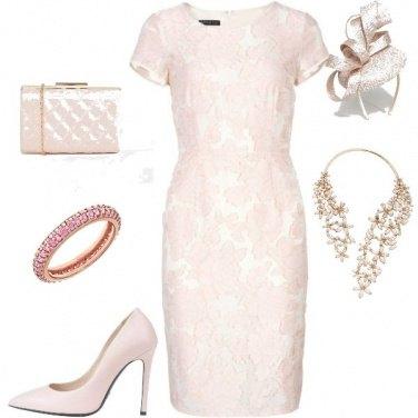 Outfit Testimone della sposa