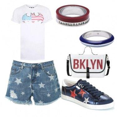 Outfit Outfit per il barbecue del 4 luglio