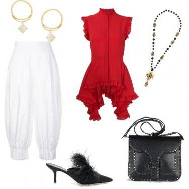 Outfit Oui, madame