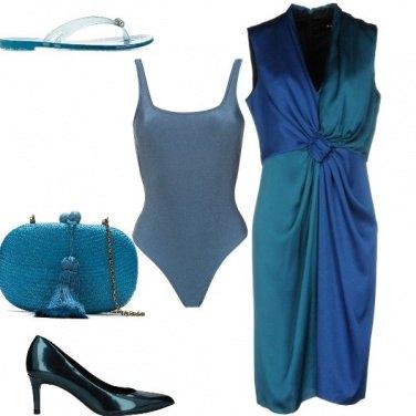 Outfit Dopocena tuffi in piscina