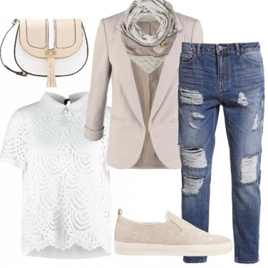 Outfit Comodo chic
