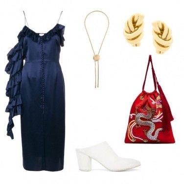 Outfit Donna di mondo