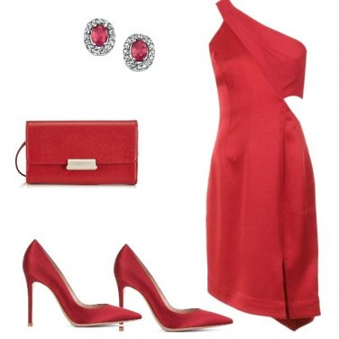 Outfit Tofly_rosso passione