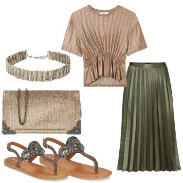 Outfit Tofly_toni metallici