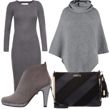 Outfit Donna in grigio!