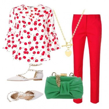 Outfit Cherry tree