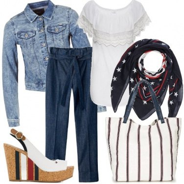 Outfit Colori primari