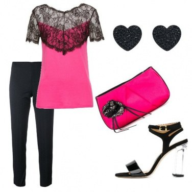 Outfit T-shirt &...night out