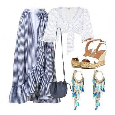 Outfit Vacanza a Positano