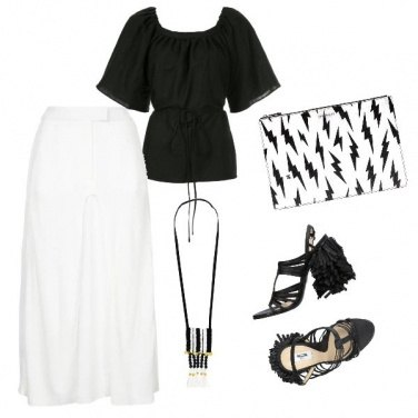 Outfit Basic #10421