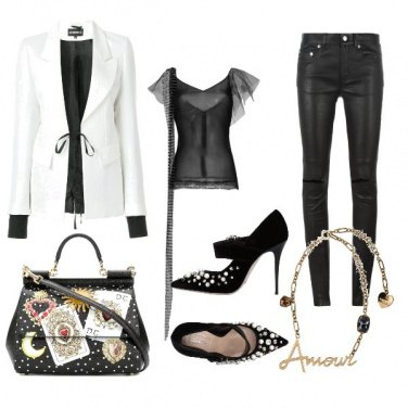 Outfit Rock #2104