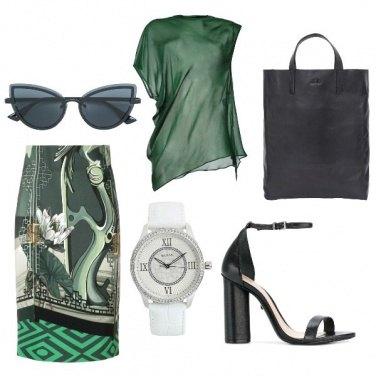 Outfit Ufficio chic2