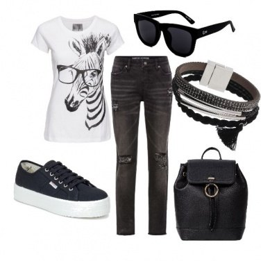 Outfit Urban #4990