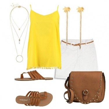 Outfit Walking on sunshine