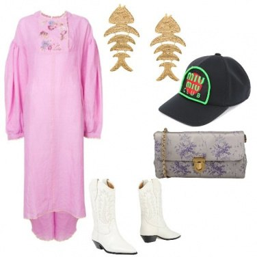 Outfit Pigiama party