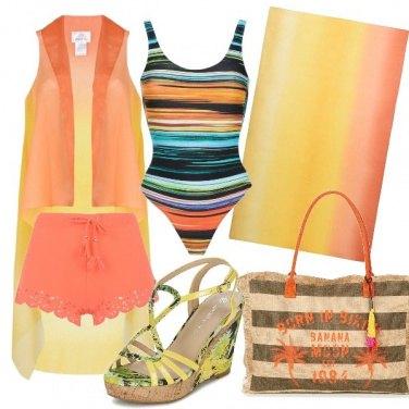 Outfit I colori del sole