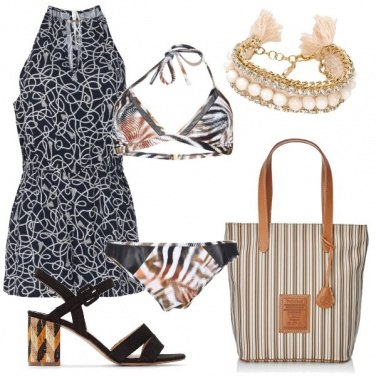 Outfit Mare chic