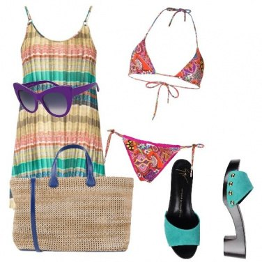 Outfit Etnico #2514