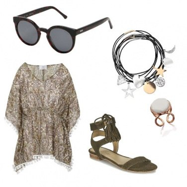 Outfit Etnico #2517