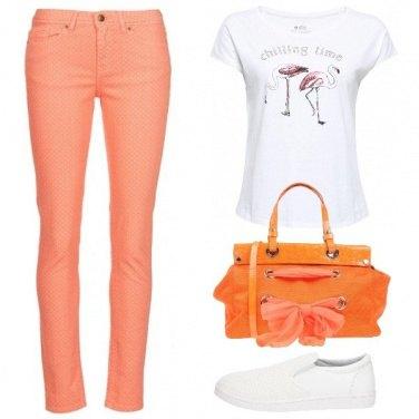 Outfit Un buongiorno colorato