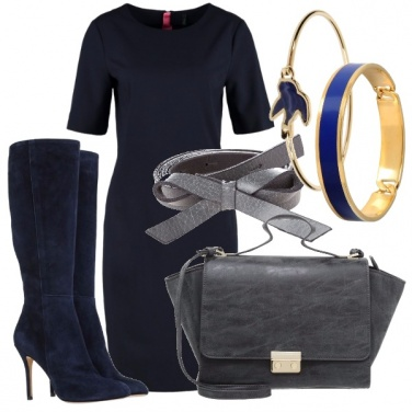 Outfit E\' tempo di stivali!