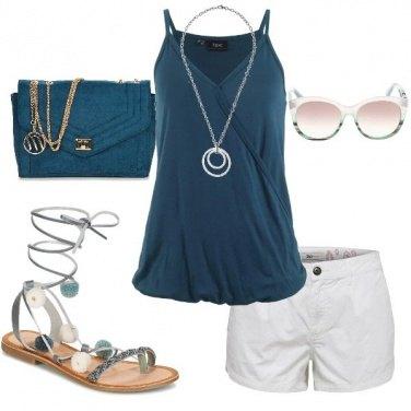 Outfit Caldissima giornata