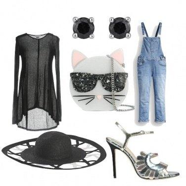 Outfit Salopette cambio stile