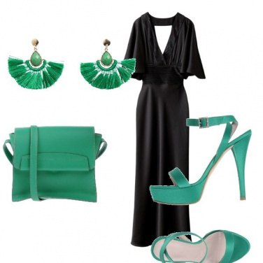 Outfit Tiffany look