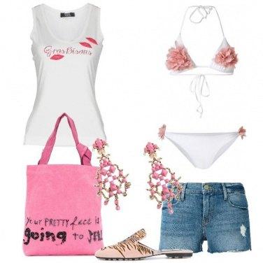 Outfit Baciata dal sole