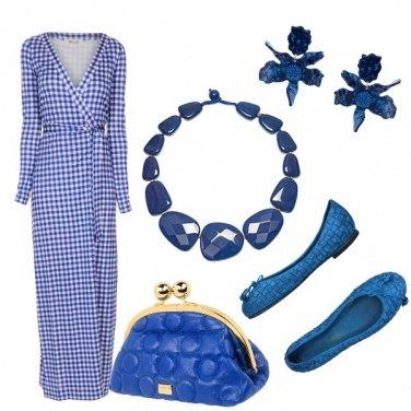 Outfit Una sera a quadri