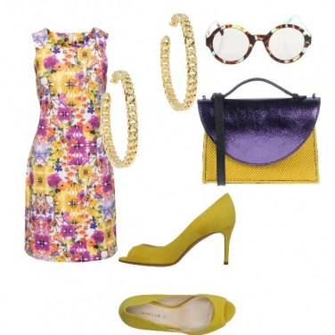 Outfit Coloriamo l\'estate