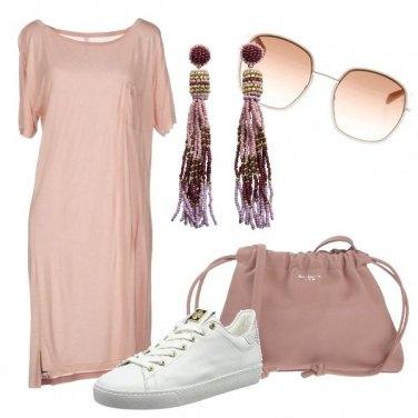 Outfit CMPS Je vois la vie en rose