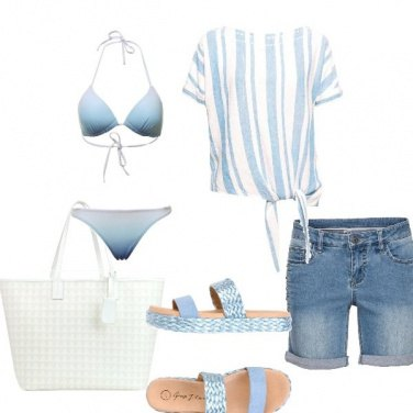 Outfit Tofly_come il mare