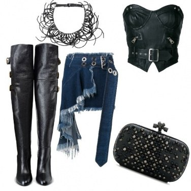 Outfit Rock #2110