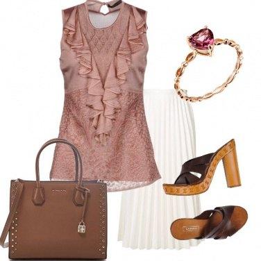 Outfit Zoccoli in città