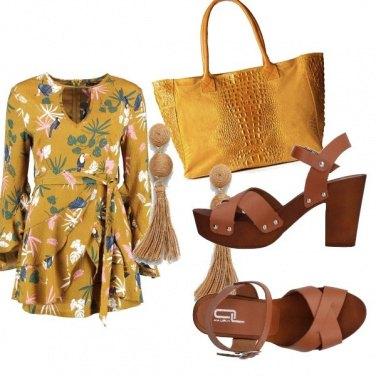 Outfit Un outfit vintage...