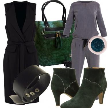 Outfit Jumpsuit per l\'ufficio