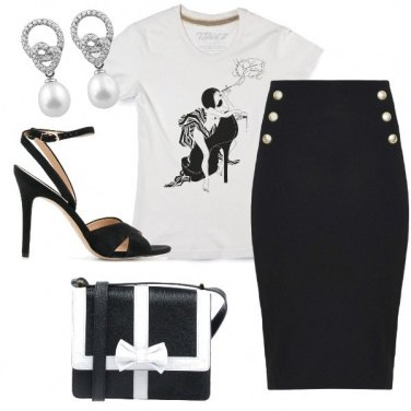 Outfit Sexy t-shirt