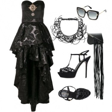 Outfit Gothika