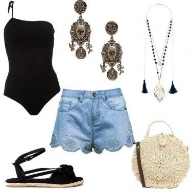 Outfit Aperitivo nel lungo mare