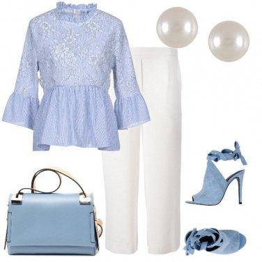 Outfit Sere di mezza estate