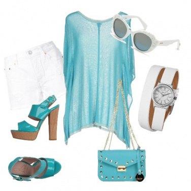 Outfit Aperitivo da Tiffany