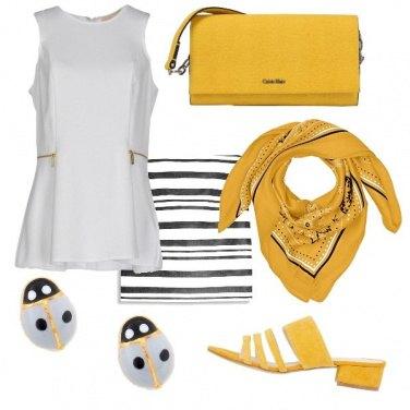 Outfit CMPS Coccinelle