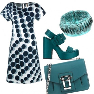 Outfit Ispirazione sixties