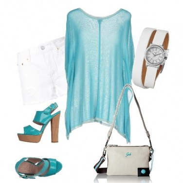 Outfit Aperitivo da Tiffany 2
