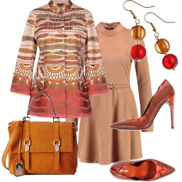Outfit Colori allegri per l\'autunno