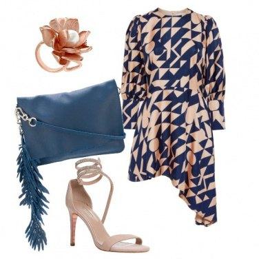 Outfit Doppia asimmetria