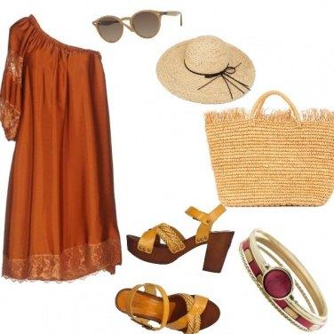 Outfit Terra e sole