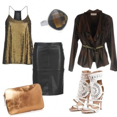 Outfit Chocolat