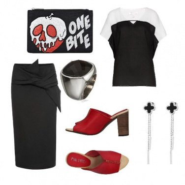 Outfit Chic- rock